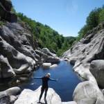 Canyoning en Cevennes Ardechoise-00