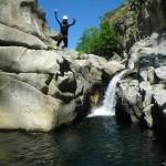 Canyoning en Cevennes Ardechoise-04
