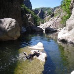 Canyoning en Cevennes Ardechoise-05