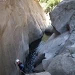 Canyoning en Cevennes Ardechoise-06