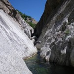 Canyoning en Cevennes Ardechoise-07