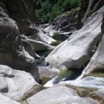 Canyoning en Cevennes Ardechoise-10