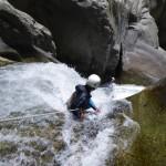 Canyoning en Cevennes Ardechoise-11