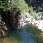 Canyoning en Cevennes Ardechoise-12