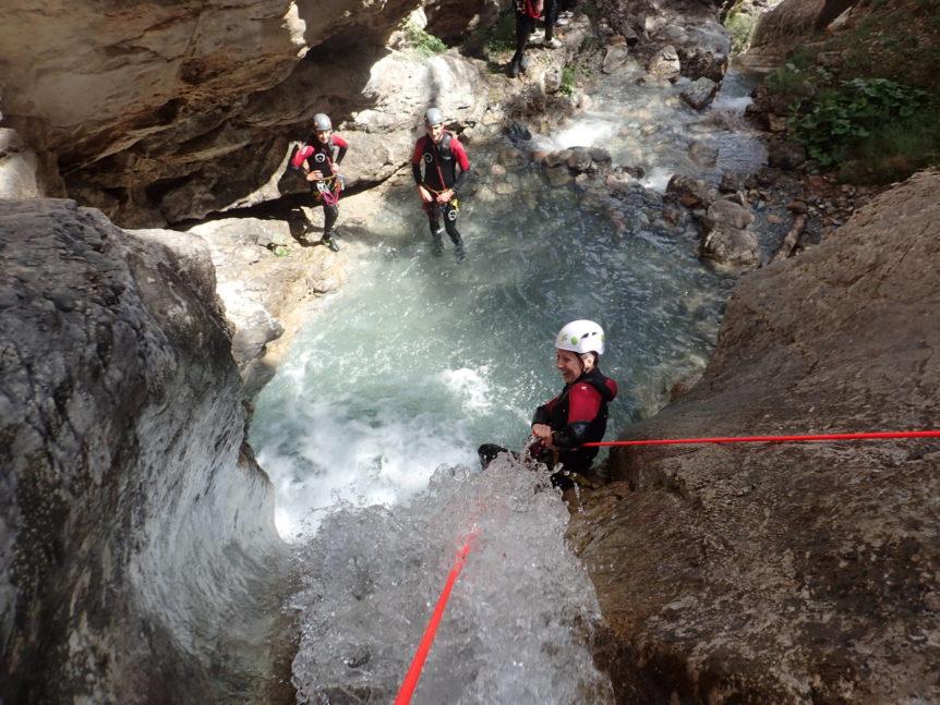 Canyon de l'Ascension